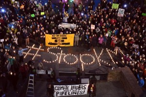 #StopKM Vigil co-organized by Victoria Council of Canadians Chapter